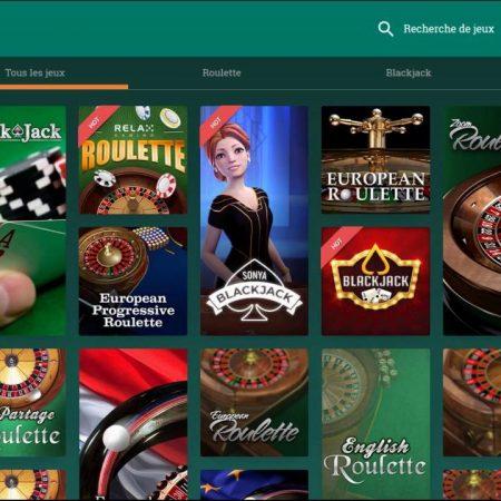 Les meilleurs Casinos en ligne de 2021
